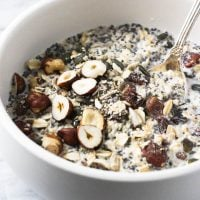 How to Make Homemade Muesli