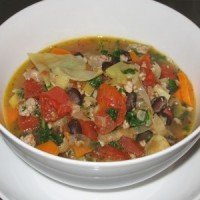 Easy Chili with Veggies