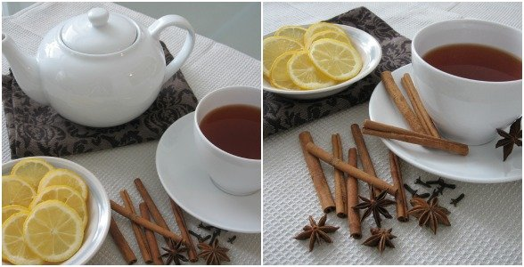 Homemade Rooibos Chai Tea