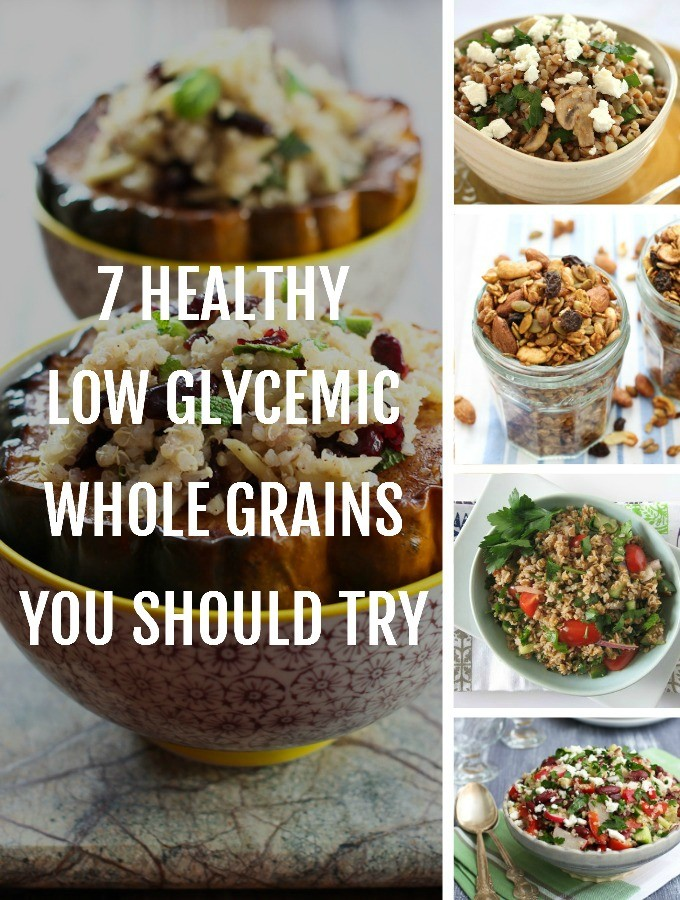 7 healthy low glycemic whole grains you should try mariaushakova 7 healthy low glycemic grains you should try forumfinder Image collections
