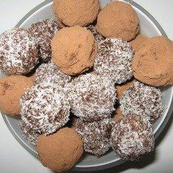 Healthy Holiday Treats – Dark Chocolate Truffles