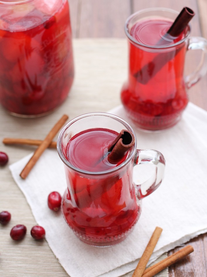 Cranberry and Apple Punch