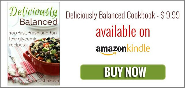 Buy Low Glycemic Cookbook