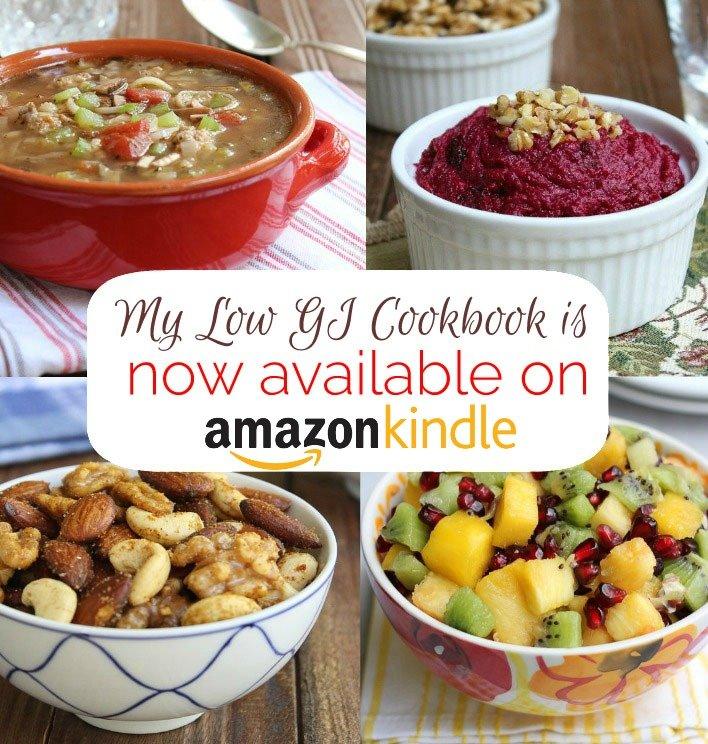 Low Glycemic Cookbook
