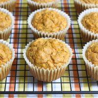 savory carrot muffins