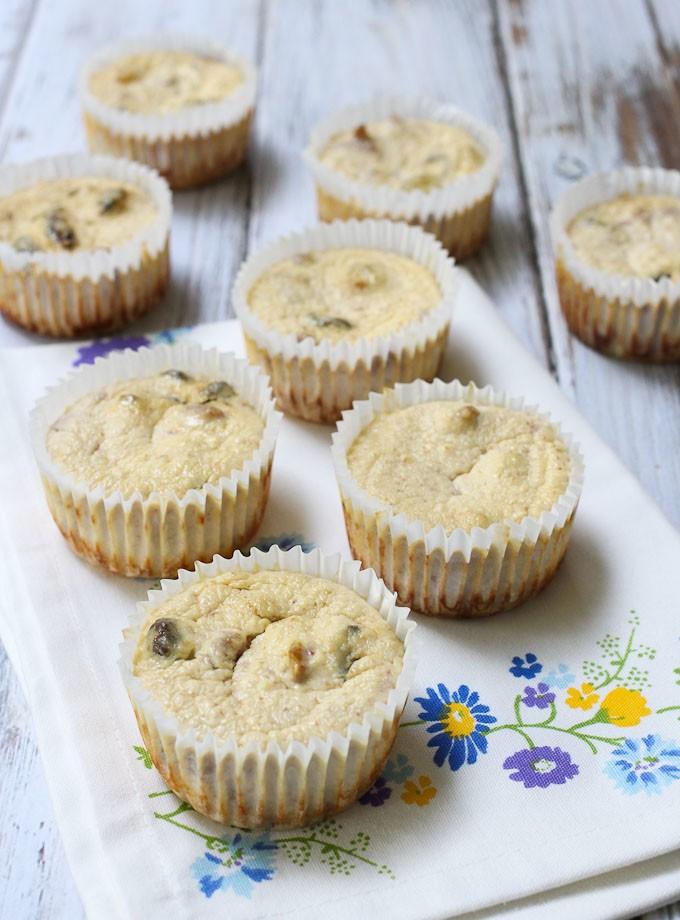 Light Cheesecake Cupcakes