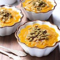 Spiced Pumpkin Appertizer Soup