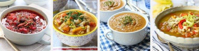LOW GI soup