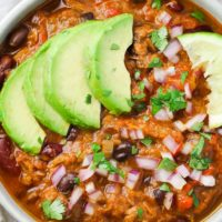 Easy Tuna Chili Recipe