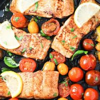 Pan Fried Rainbow Trout – Ready in 10 Minutes