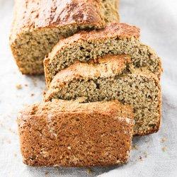 Oat Bran Banana Bread Recipe