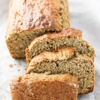 Oat Bran Banana Bread Recipe