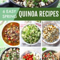 6 Quinoa Recipes to Try This Spring