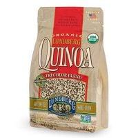 Tri-Color Organic Quinoa Blend