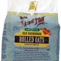 Organic Old-Fashioned Rolled Oats | by Bob's Red Mill