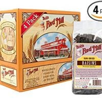 Bob's Red Mill Sun Dried Raisins