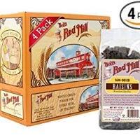 Bob's Red Mill Sun Dried Raisins
