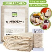 Cheesecloth Unbleached Cotton