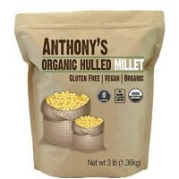 Anthony's Hulled Millet