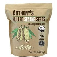 Anthony's Organic Sesame Seeds