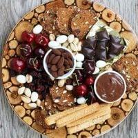 How To Assemble A Dessert Charcuterie Platter