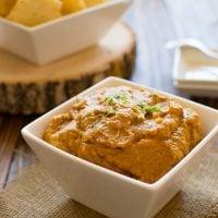 Curry Pumpkin Dip (Savory Pumpkin Dip)