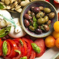 No-Cook Cold Antipasto Platter for Summer