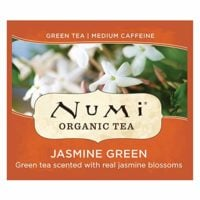 Organic Tea Jasmine Green