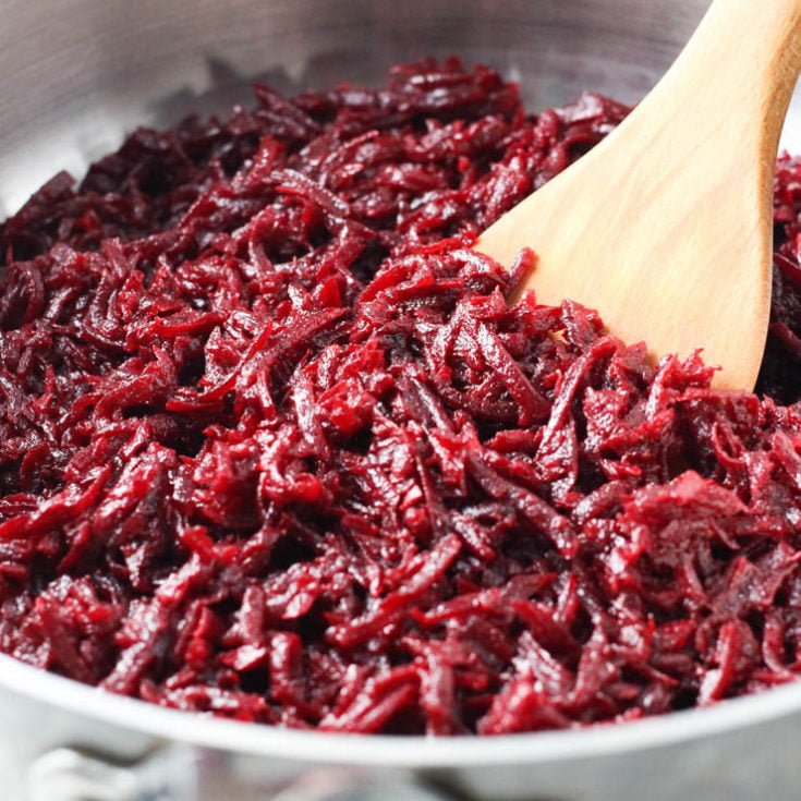 Very Easy Sauteed Beets