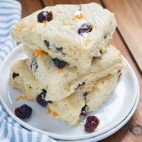 Awesome Flaky Scones