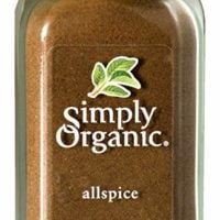 Simply Organic Ground Allspice